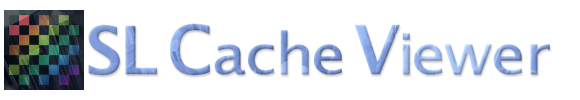 SL Cache Viewer logo